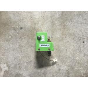 【中古】明治製作所製 304674 エースコントローラ|onishi-air