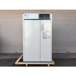 日立 中古 オイルフリーレシプロコンプレッサー POD-7.5MNP6|onishi-air