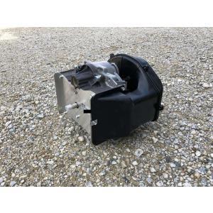 アネスト岩田社製オイルフリースクロール 中古 圧縮機本体 コンプレッサー SL-165E onishi-air