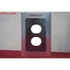 Furutech フルテック Outlet Cover 104-D コンセントカバー|onkenaudio