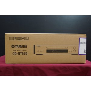 YAMAHA ヤマハ CD-NT670 弊社展示品 メーカー保証付き|onkenaudio
