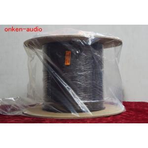 SHARKWIRE シャークワイヤー サーキットケーブル(黒) 純銀線 1m単位の切売|onkenaudio