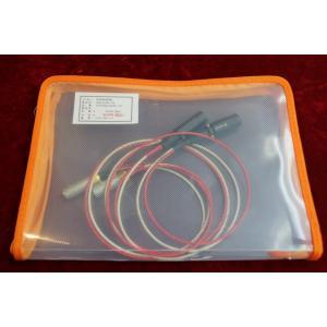 SHARKWIRE サーキットケーブル(旧製品/純銀線) XLR-RCAケーブル 1.0mペア 店頭使用品|onkenaudio