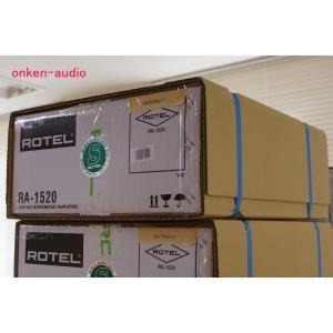 ☆在庫数点有り!  ☆従来品(RA-1520)に内部配線材のグレードアップを図り、音質向上させた商品...