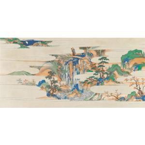 元信筆 清凉寺釋迦像縁起