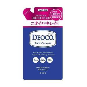 【1個】ロート製薬 デオコ DEOCO 薬用 ボディクレンズ 詰め替え 250ml【1個】|online-3