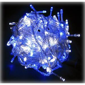 【onlinepacプレゼント商品】 LED 青白 200球 プリズムウェーブ 特別商品  きめ細かい点灯が出来る5本配線でこの価格 online-pac