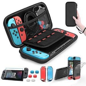 スイッチ ケース HeysTop 4in1 Nintendo Switch ケース Switchドッ...