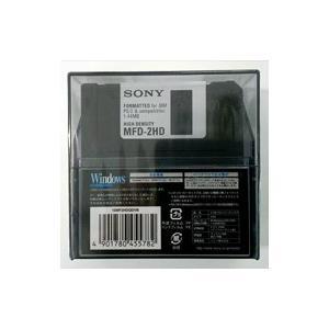 【フロッピーディスク 2HD】SONY 2HD 10MF2HDQDVB
