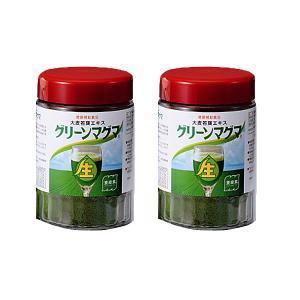 グリーンマグマ 170g【2個セット】 日本薬品開発 大麦若葉 青汁 酵素 赤神力