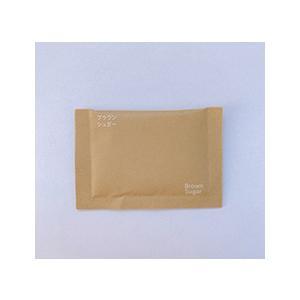 ほぼ無地ブラウンシュガー1c/s(日本語表記あり)=3g 200個入り×5袋|onlineshop-forest