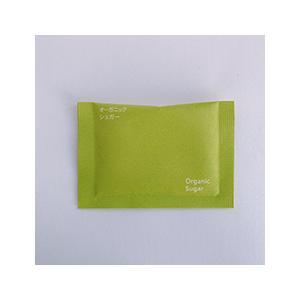 ほぼ無地オーガニックシュガー1c/s(日本語表記あり)=3g 200個入り×5袋|onlineshop-forest