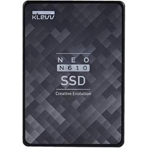エッセンコアクレブ KLEVV SSD 1TB SATA3 6Gb/s 2.5インチ 7mm NAND採用 DRAMキャッシュ搭載 5年保証 NEO N610 K01TBSSDS3-N61の画像