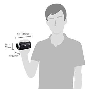 Panasonic HDビデオカメラ V360...の詳細画像5