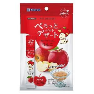 フォーキャンス 犬用 ぺろっとペットデザート りんご 105g|onlineshop