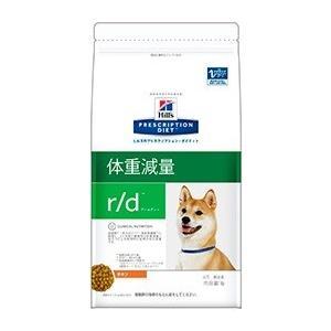 ヒルズ プリスクリプション・ダイエット 犬用 r/d (体重減量) 3kg【療法食】【送料無料】|onlineshop