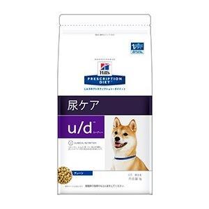 ヒルズ プリスクリプション・ダイエット 犬用 u/d (尿ケア) 3kg【療法食】【送料無料】|onlineshop