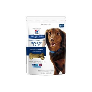 ヒルズ プリスクリプション・ダイエット 犬用 低アレルゲントリーツ 180g【療法食】 onlineshop