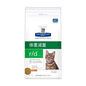 ヒルズ プリスクリプション・ダイエット 猫用 r/d (体重減量) 4kg【療法食】【送料無料】|onlineshop