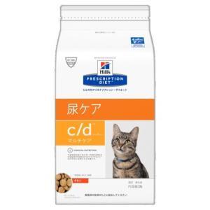 ヒルズ プリスクリプション・ダイエット 猫用 c/d マルチケア 2kg【療法食】|onlineshop