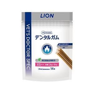 LION ベッツドクタースペック デンタルガムXS 14本