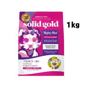 ソリッドゴールド マイティミニ ラム 1kg【正規品】|onlineshop