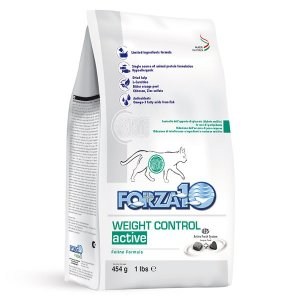 FORZA10 ウェイトコントロール(低カロリー) アクティブ 454g(猫用)【食事療法食】|onlineshop