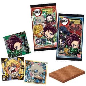 8月発売【新品・送料無料】鬼滅の刃ディフォルメシールウエハース 20個入りBOX