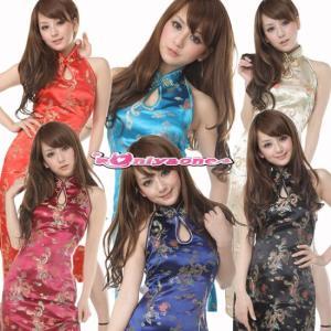 チャイナドレス チャイナ服 チャイナドレス 衣装 本格の美シルエット チャイナドレス ロング コスプ...