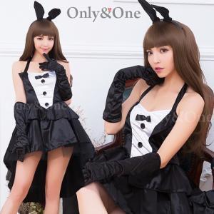 バニーガール バニーコスプレ コスチューム SEXY ワンピース(ann)|only-and-one