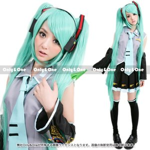 VOCALOID 初音ミク風 コスプレ衣装9点SET(cetc)(sm)|only-and-one