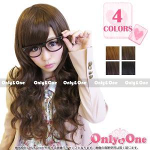 ウィッグ/フルウィッグ/巻き髪/カール/ロングフルウィッグ 全4色(wig)|only-and-one