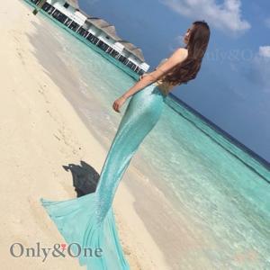 インスタ映え間違いなし!人魚スカート|only-and-one