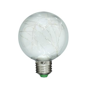 LEDチップス電球 レオン G80  全光束30lm 電球色(3000K) E26口金 LDC6 イルミネーション 電飾 星|only1-led