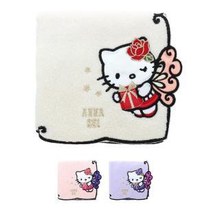 アナスイ ANNA SUI × Hello Kitty コラボ キティ ハンカチ ハンカチタオル ハ...