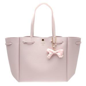 カラー:ピンク  サイズ:幅最小32〜最大48cm/高さ30cm/マチ12cm/持ち手上がり21cm...