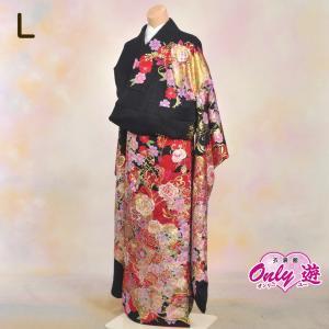 振袖セット/レンタル/振袖/成人式/ ブランド/glamous 正絹/20-278IM Lサイズ(157cm〜165cm)|onlyyou