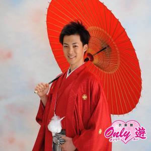メンズ袴/男紋付羽織袴/20-601NB/結婚式/成人式/入学式/卒業式/着物レンタル |onlyyou