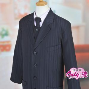 男児スーツ USA フロックコート ネイビー B11|onlyyou