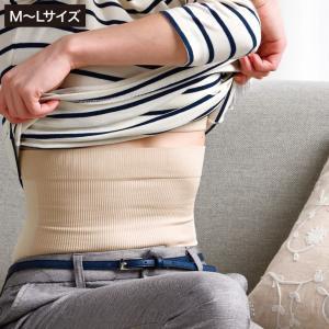 ◆品 名:シルクすっきりフィット腹巻 ◆サイズ:仕上り寸法 M-L/ウエスト(64-77cm)、前中...