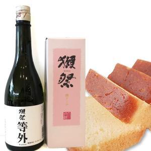 獺祭   (だっさい)   等外+酒ケーキオリジナルセットだっさい純米大吟醸   (送料込み)   ...