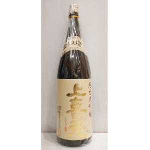 上喜元  (じょうきげん)  純米大吟醸出羽燦々槽垂れ 1800ml  (日本酒/山形県/酒田酒造)   お酒 ono-sake