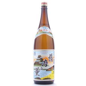 薩摩乃薫(さつまのかおり) 芋焼酎 25°1800ml (芋焼酎/鹿児島県/田村合名会社)|ono-sake