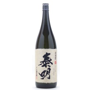 特蒸 泰明 (とくじょうたいめい) 25°麦焼酎 1800ml (麦焼酎/大分県/藤居醸造)|ono-sake