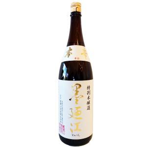 お酒 墨廼江(すみのえ) 特別本醸造 本辛 1800ml (日本酒/宮城県/墨廼江酒造)|ono-sake