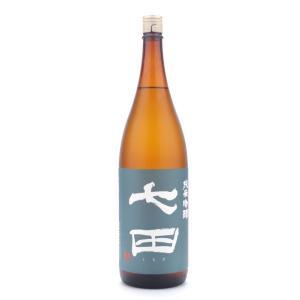 七田  (しちだ)  純米吟醸無濾過 1800ml (日本酒/佐賀県/天山酒造)   お酒|ono-sake