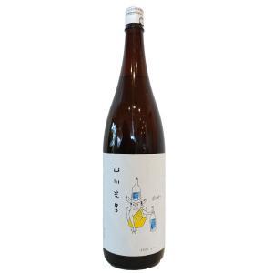 山形県 水戸部酒造 山川光男(やまかわみつお)なつ 1800ml お酒 日本酒 ono-sake