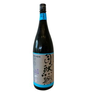 自然郷セブン中取り純米吟醸1800ml(要冷蔵)(/福島県/大木代吉本店) お酒|ono-sake