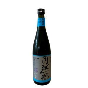 自然郷セブン中取り純米吟醸720ml(要冷蔵)(/福島県/大木代吉本店) お酒|ono-sake
