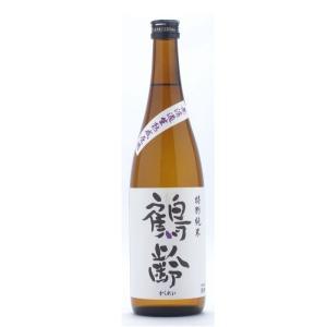 鶴齢 (かくれい)  特別純米五百万石55%無濾過生熟成原酒 720ml  (要冷蔵)    (日本酒/新潟県/青木酒造)   お酒 ono-sake